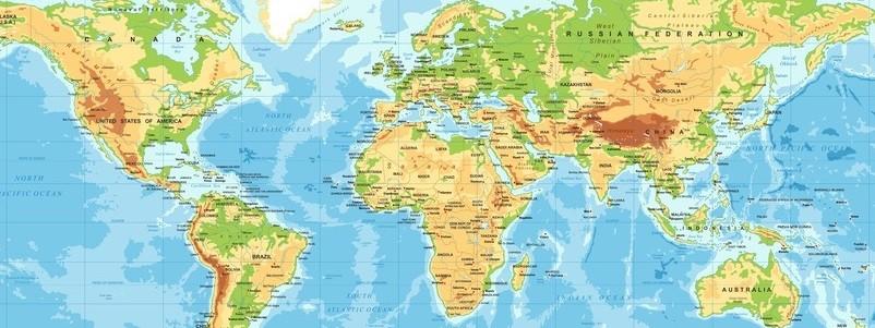 Beliebte Länder